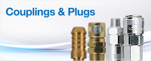 Infinity Pipe Systems Compressed Airline Pipe Couplings and Plugs