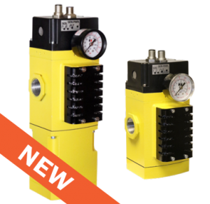 Control Reliable Modular Double Valves Designed for External Monitoring