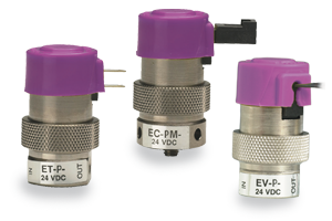 EVP valves
